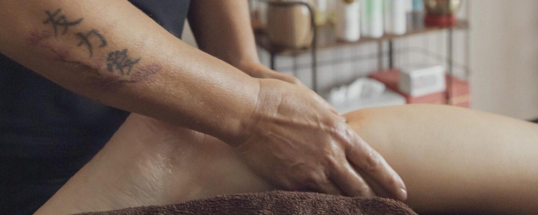 Marrón Massage